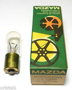 DISCOUNT-ampoule-projection-30-watts-6-V-pour-visionneuse-usage-militaire