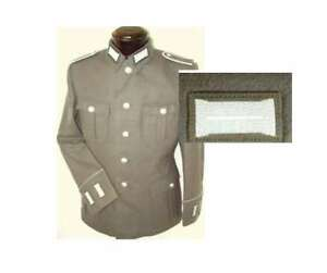 DDR-NVA-Deutsche-Uniform-Jacke-Soldat-g48-1-East-german-army-soldier-Jacket-GDR