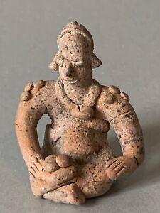 Figurine-Colima-Mexique-100-AV-a-250-Ap-Jc-art-precolombien-pre-columbian-art-Ar