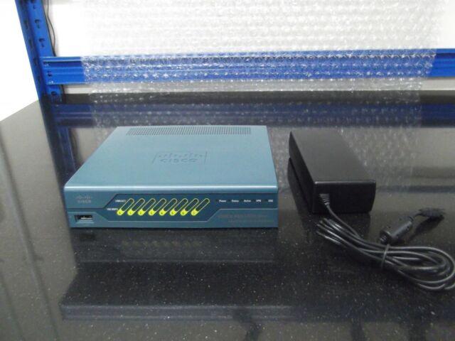 Cisco ASA5505 Pare-Feu avec PSU Base Licence 512 RAM asa916-k8.bin