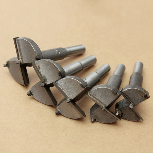 Forstner Woodwaorking Boring Wood Hole Saw Cutter Drill Bit Tool Kits 14mm-65mm