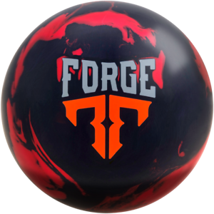 14lb Motiv FORGE Reactive Bowling Ball Medium-Heavy Oil Condition Ball