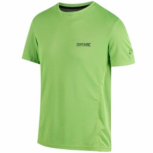 Regatta Mens Hyper-Reflective T-Shirt Quick Dry Walking Cycling Running Gym