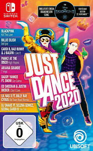 Just Dance 2020 - Nintendo Switch (NEU & OVP!)