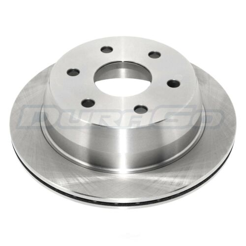 Disc Brake Rotor Rear IAP Dura BR55066