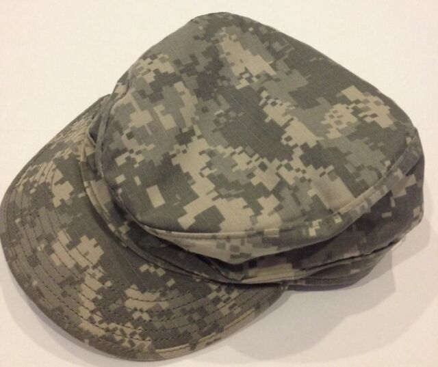 a263de426d5 NEW ACU PATROL CAP 7 ARMY USGI TACTICAL MILITARY SAM BONK