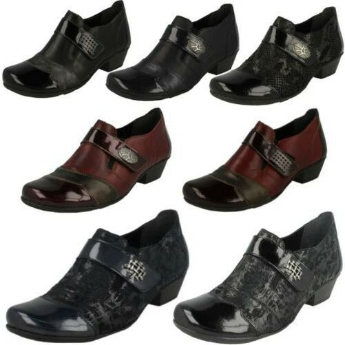 Damen Remonte Smart Absatz Schuhe D7333