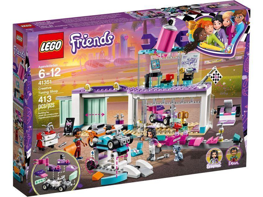 LEGO 41351 Officina Creativa - Friends 6-12 Pz 413