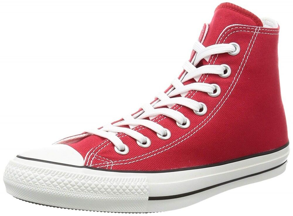 CONVERSE ALL STAR 100 KATAKANA Hi AS 100 KT H paniers Rouge US8 26.5 cm