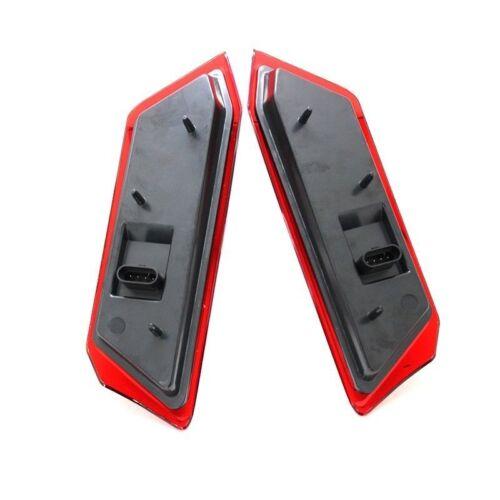 Red Pair RZR 1000 tail light LED Taillight For Polaris RZR XP 1000 900 TURBO