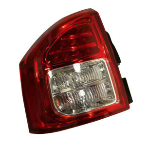 ABS-Left-Side-Tail-Light-Assembly-Fog-Lamp-Lens-fit-for-2011-2014-Jeep-Compass