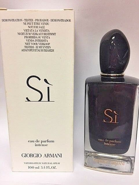 282d5ee79 Giorgio Armani SI Intense 100ml Women's EDP Perfume for sale online ...