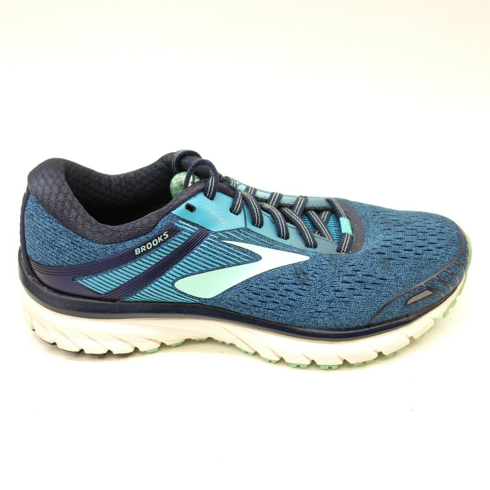 Brooks Damen Damen Damen Adrenalin GTS 18 Blau Athletic DNA Straße Laufschuhe Gr. UK 8    b3fcea
