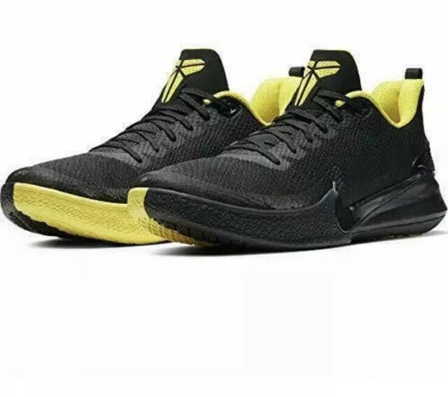 Nike Kobe Bryant Mamba Focus Black