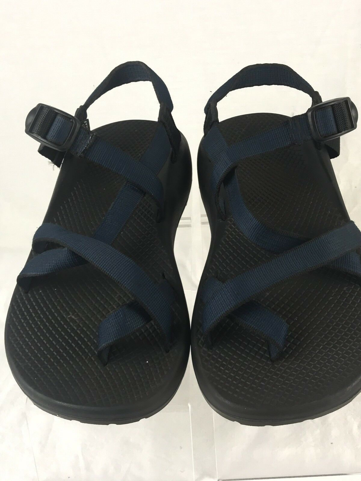 CHACO Z1 CLASSIC SANDALS, MEN'S SIZE 10 EUC bluee Made In colorado