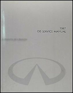 Infiniti i30 repair manual | ebay.
