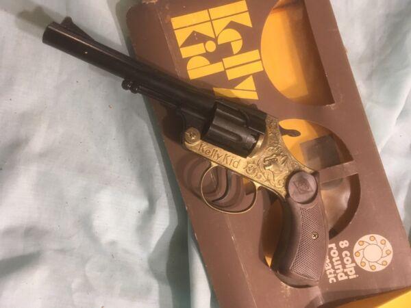 Molgora -mondial - Metal Kit Pistola Giocattolo Kelly Kid Anni 70
