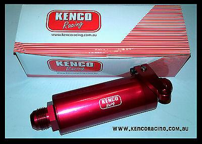 Kenco 60  100 Micron Fuel Filter Tap Shut off Valve Handle Speedway Sprintcar SS