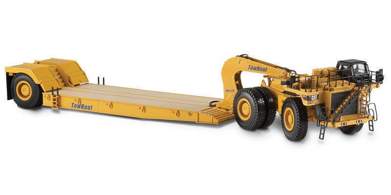 Escala 1:50 dm Cat 55220 784 C modelo de camión de ingeniería de Remolque de Transporte Remolque Juguete