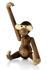 ORIGINAL KAY BOJESEN Klassiker Affe klein Design Holzfiguren Rosendahl Holzaffe