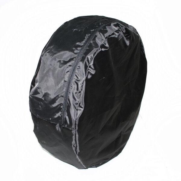 Spare Tyre Tire Cover Wheel Bag Storage Protection Black For Nissan Subaru Alfa Koop Nu