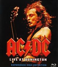 "AC/DC ""LIVE AT DONINGTON"" BLU RAY NEUWARE"