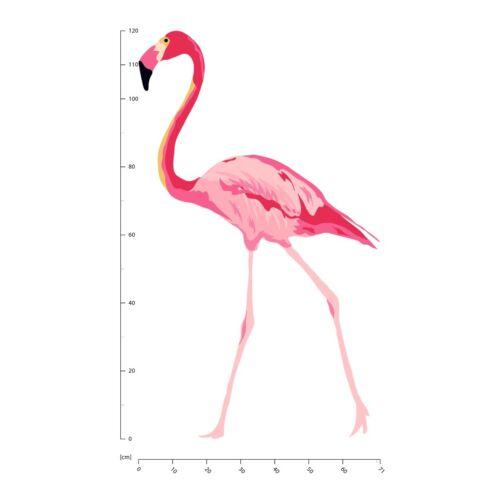 Tropical Pink Flamingo Wall Sticker WS-50890