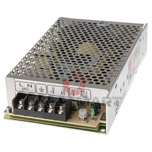 Single Output 24V 60W NEW MW Mean Well S-60-24 Module AC to DC Power Supply