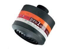 Scott Safety Cf32 Reactor Hg P3 40mm Filter Bio Pro Nbc S10 Fm12 Frr Respirator