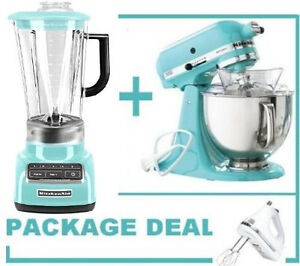 Image Is Loading KitchenAid Martha Stewart Blue 5 Speed Blender Amp