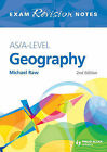 AS/A-level Geography: Exam Revision Notes by Michael Raw (Paperback, 2009)