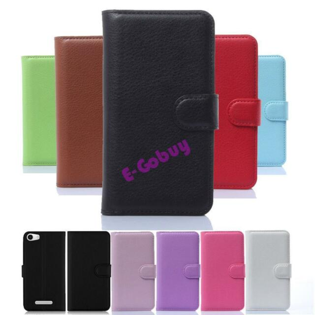 Luxury Magnetic Flip Cover Stand Wallet Leather Case Skin For Sony Xperia Phones