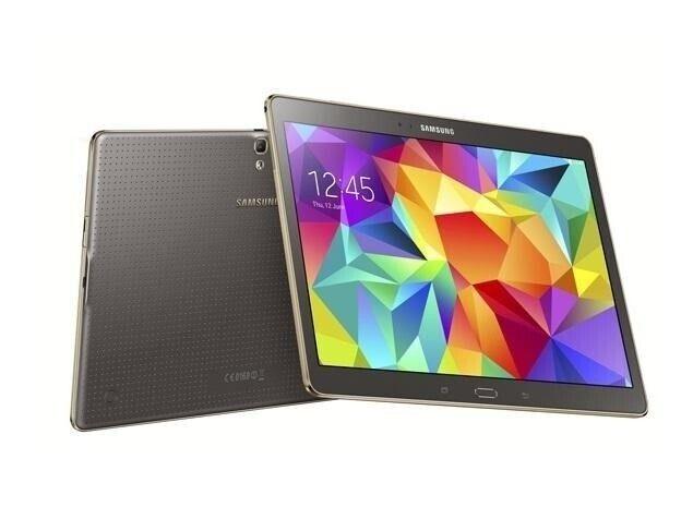 """Samsung, Samsung Galaxy Tab S 10,5"""" Wi-Fi 32GB Guld"""
