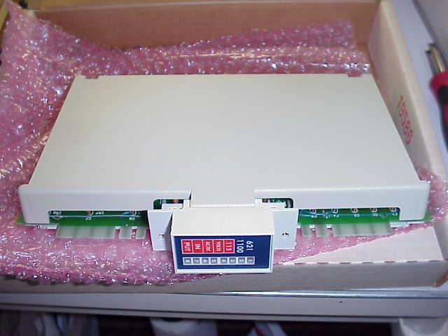HONEYWELL 621-1100 8 POINT INPUT MODULE 115VAC VDC INPUT - NEW IN BOX