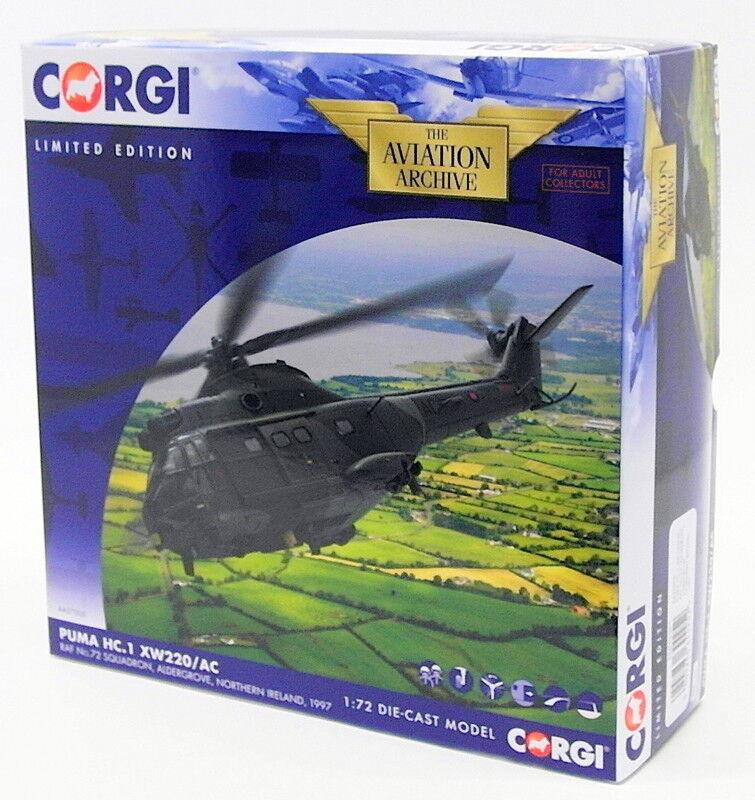 Corgi 1 72 Scale AA27005 Westland Puma HC.1 HC.1 HC.1 XW220 AC RAF 72 Sq N.Ireland 1997 308273