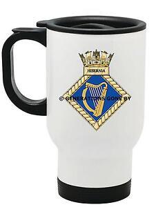 HMS HIBERNIA TRAVEL MUG