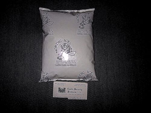 3 PACK 16 OZ GEL ICE PACK ~ INCLUDES USA SHIPPING !!!