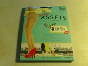 ed5cc9d7d7 SPANX LOVE YOUR ASSETS SHAPER HIGH WAIST SHAPING PANTY SIZE  1 BLACK ...