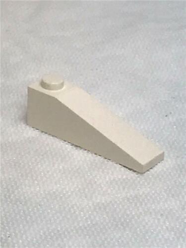 Slope Slope 18 4 x 1 ~ 60477 WHITE LEGO Parts~ 4