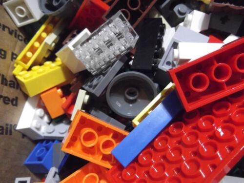 ☀️100 PIECES OF BRAND NEW LEGO LEGOS FROM HUGE BULK LOT BRICKS PARTS RANDOM