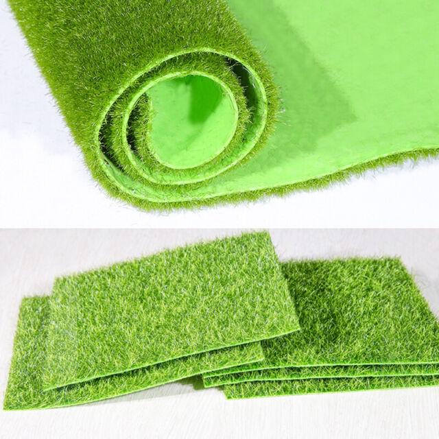 Artificial grass carpets Fake Lawn grass Turf Carpet floor Ornament Decoration