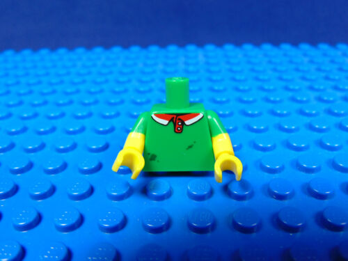 12 X 1 TORSO FOR THE PIZZA GUY FROM SERIES 12 PARTS LEGO-MINIFIGURES SERIES