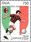 # ITALIA ITALY - 1996 - Milan Winner - Calcio Football Soccer Sport Stamp MNH