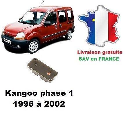Boitier de désactivation antidémarrage Renault Kangoo phase 1