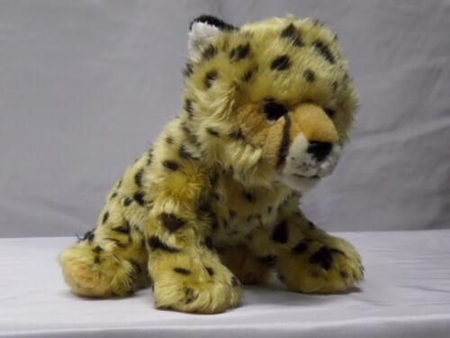 Gepard ca. 32 cm groß plüschig weich von UNI TOYS NEU & OVP