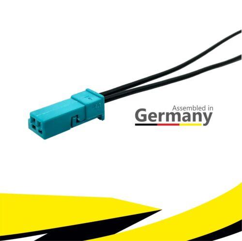 Conector 2 polos reparac 61132360043//61136925634 para bmw MQS Crimp cable
