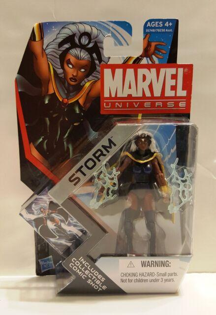 Marvel Universe Storm Hasbro 2011 New