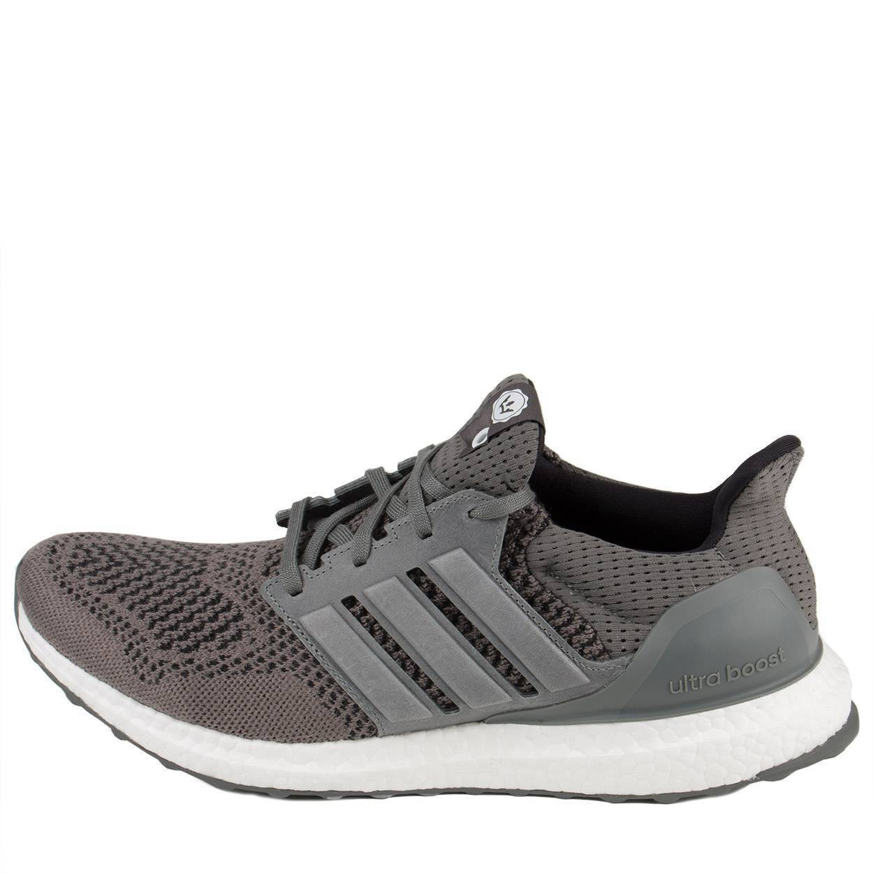Adidas Mens Ultra Boost HighSnobiety Grey White S74879 Size Size Size 11.5 f59ede