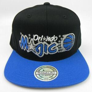 ORLANDO-MAGIC-NBA-VINTAGE-SNAPBACK-MITCHELL-amp-NESS-RETRO-2-TONE-CAP-HAT-NEW-M-amp-N