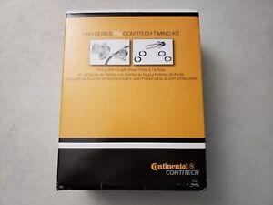 NEW Continental Timing Belt Kit w// Water Pump PP265LK2 Chrysler 2.4L I4 2000-10